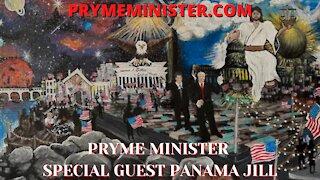 PRYMEMINISTER.COM W/ PANAMA JILL _ THE GREAT AWAKENING