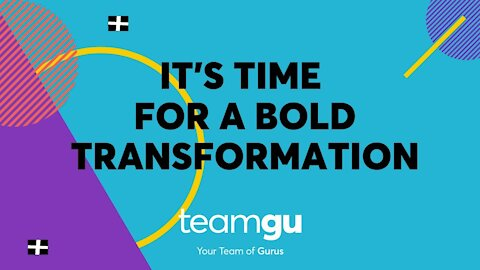 CREATIVE COLLECTIVE: TEAM GU [THE WORLD IS WAITING FOR YOU, LET'S GET YOU OUT THERE AUTHENTICALLY!]