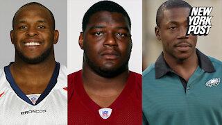 Three former NFL players sentenced for defrauding healthcare program