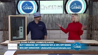 Lifetime Windows // Windows for the Weather
