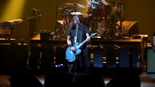 Foo Fighters fans enjoy first concert at American Family Insurance Amphitheater since pandemic began