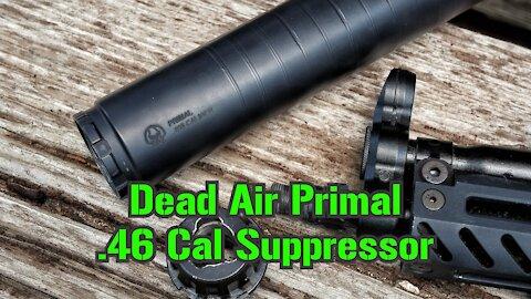 Dead Air Primal Suppressor : TTAG Range Review