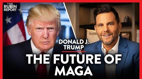 Big Tech Censorship, Corrupt Media & The Future of MAGA | Donald Trump | POLITICS | Rubin Report