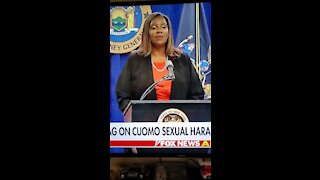 CUOMO SEXUAL HARASSMENT INVESTIGATION FINDS HIM GUILTY!