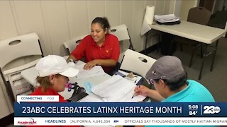 Latinx Heritage Month: At Vision y Compromiso it's all about community connection