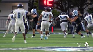 Keiser bounces back with 30-point shutout win