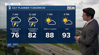 Thursday Night Weathercast