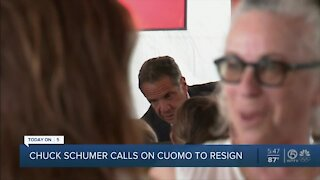 Investigation finds NY Gov. Andrew Cuomo sexually harassed multiple women