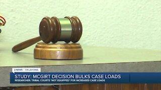 Study: McGirt Decision Bulks Case Loads