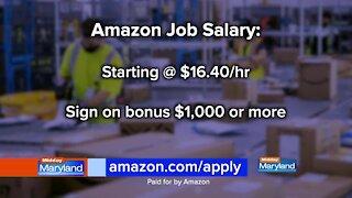 Amazon - Now Hiring!