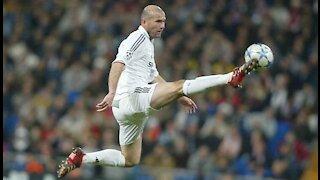zidane goals real madrid