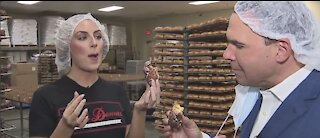 Vegas bakery steeped in tradition & sharing social media sweets with millions