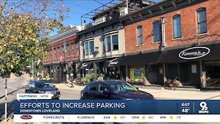 Loveland working to increase parking
