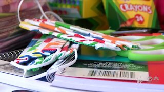 Back to school drive helps prepare minority students in Palm Beach County