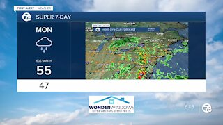 7 First Alert Forecast 6pm, Update, Saturday October, 23
