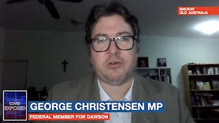 George Christensen MP says the media is the cheer squad for Vaccines. :EPISODE SEGMENT