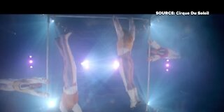 Cirque du Soleil requiring COVID-19 vaccination before reopening shows