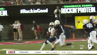 Arizona Football to visit No. 33 Oregon