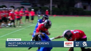 St Andrews rolls to 4th straight victory