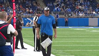 Lions frustrated following loss to Bengals