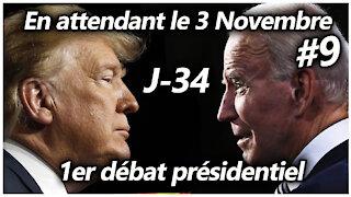 La Capsule #9 - 1er débat présidentiel