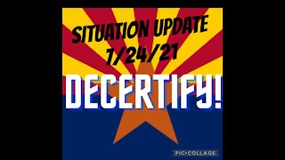 SITUATION UPDATE 7/24/21