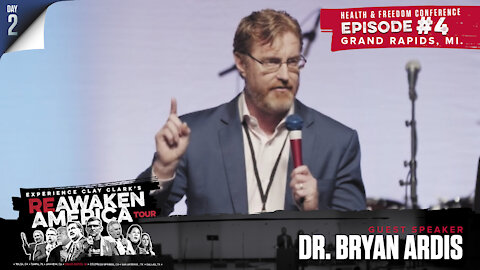 Dr. Bryan Ardis | Hospital Protocols Are Murdering Americans by Prescribing Remdesivir Which Causes Renal Failure