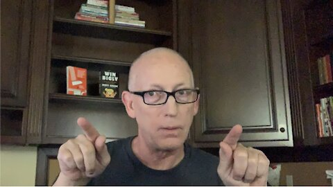 Episode 1529 Scott Adams: It's a Weird Day Full of Fake News and Strange Stories. The Kind We Like