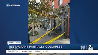Papi's Tacos closes due to partial building collapse