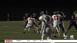 VIDEO: High School Football Highlights: Sept. 24