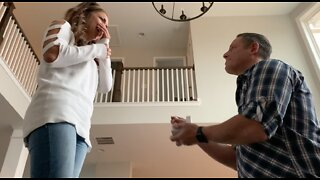 Man pulls off perfect surprise marriage proposal