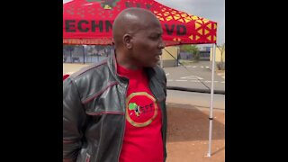 EFF's Itani Mukwevho on the IEC's system being down