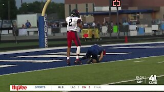 VIDEO: High School Football Highlights: Sept. 17