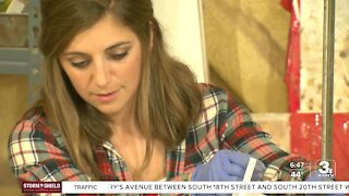 Local woodworker creates meaningful pieces for families nationwide