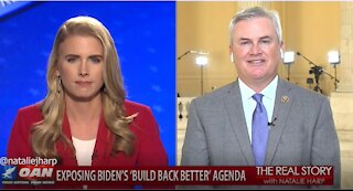 The Real Story - OAN Biden's Terrible Townhall with Rep. James Comer
