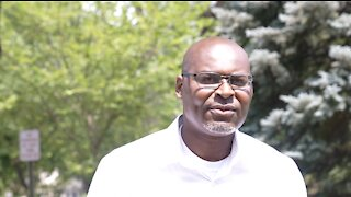 Nonprofit leader and former MMA fighter Chuck Grigsby is running for East Lansing City Council