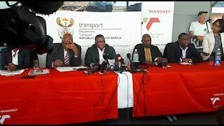 Mbalula bans cruise ships from entering SA ports (sEy)