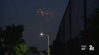 Many fed up with constant late night fireworks in the city