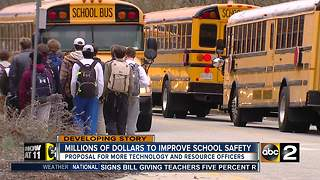 Anne Arundel County Schools announce $15M school safety plan