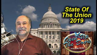 Andy White: State Of The Union 2019