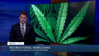 Aurora Council to consider recreational pot delivery
