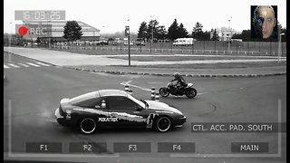Drifting Motorbike - Mekatrix - Hot Pursuit