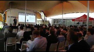 SOUTH AFRICA - Cape Town - SHOPRITE Interim Financial results presentation (VIdeo) (8yV)