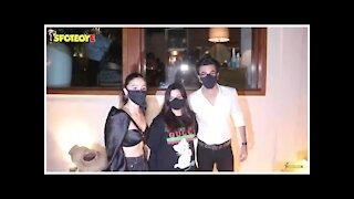 Ranbir kapoor, Alia Bhatt, Shaheen Bhatt attend Deepika Padukone's birthday bash | SpotboyE