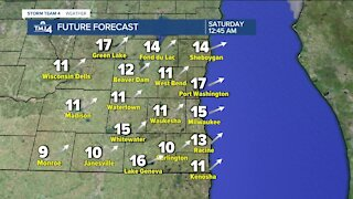 Summer weather continues into Thursday