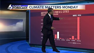 Climate Matters Monday - Record Heat by Decade