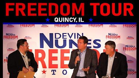 LIVE: Freedom Tour Illinois