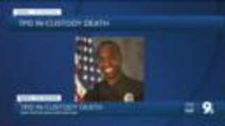 TPD In-Custody Death: Officer had EMT experience