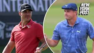 Brooks Koepka is so sick of Bryson DeChambeaus bullst in leaked PGA interview