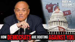 How DEMOCRATS Are Rooting AGAINST YOU   Rudy Giuliani   Ep. 99